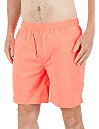 Converse Homme QUICKDRY Logo Swimshorts, Orange