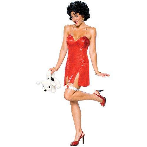 Disfraz de Betty Boop Adulto