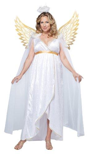Engel-Kostüm für Frauen plus size (Engel Kostüme Frauen)