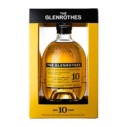The Glenrothes 10Y Whisky Single Malt - 700 ml