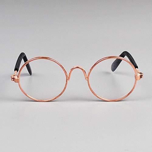prbll 1 Stücke Heißer Hund Haustier Gläser Für Haustierprodukte Auge tragen Hund Haustier Sonnenbrille Fotos Requisiten Zubehör Heimtierbedarf Katze Gläser, ich