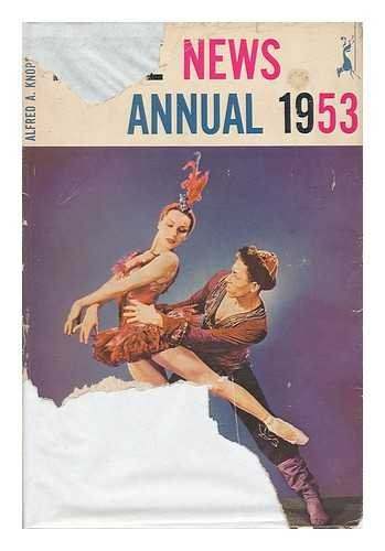 Dance News Annual 1953