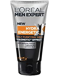 L'Oreal Men Expert Hydra Energetic Charcoal Face Wash 150ml