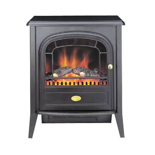 41Q5409FQRL. SS500  - Dimplex CLB20R Club Traditionally Styled Optiflame Effect Electric Stove, 2 Kilowatt