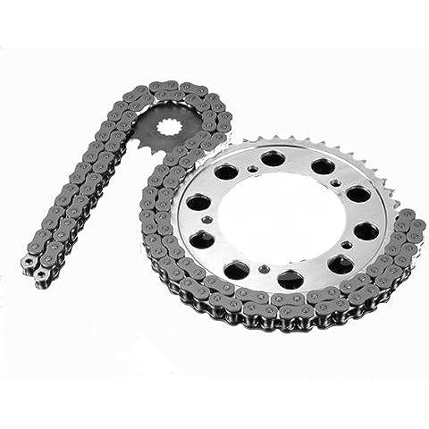RK CSK967 G500 pezzis (EX500 d1-d12) [94-05] catena/SPR KIT nuovo