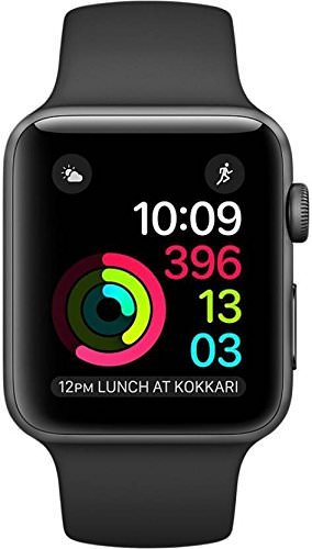 Coolmobiz Bluetooth Smart Wrist Watch with TF SIM Card Call Function Support, Camera Touchscreen Social Media Apps for 2G 3G 4G Android, IOS (Black)