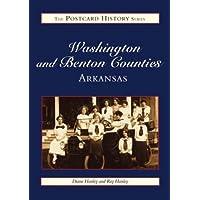 Washington and Benton Counties: Arkansas - Arkansas Postcard