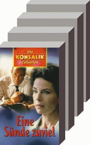 Preisvergleich Produktbild Konsalik-Collection: Eine Sünde zuviel [VHS]