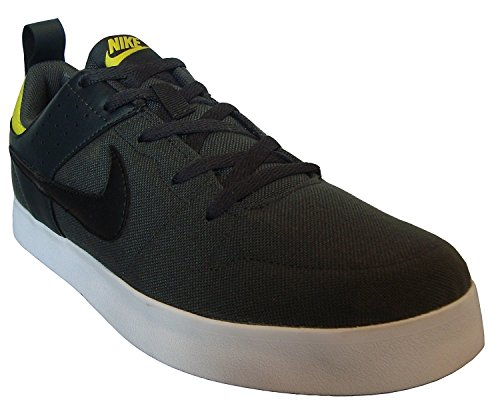 Nike Men's Liteforce III Anthracite/Black - Electrolime Casual Shoes (10 UK/India)