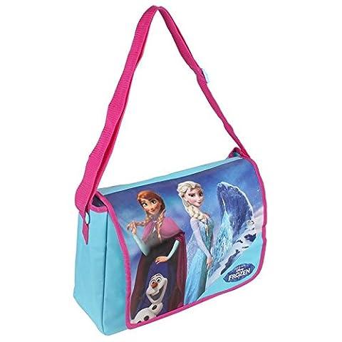 Elsa Et Olaf Costumes - Disney Frozen Reine des Neiges Messenger Bag