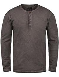 SOLID Timur - Camiseta de manga larga para Hombre