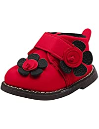 77ae26e4a2f62 Amazon.fr   properLI - Baskets   Chaussures bébé fille   Chaussures ...