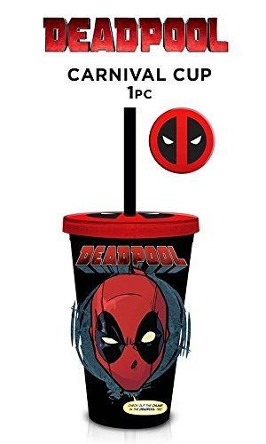 Marvel Deadpool 18oz Carnival Cup