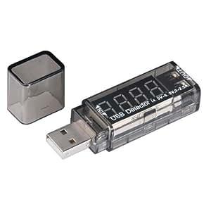 Rilevatore corrente e tensione USB XTAR