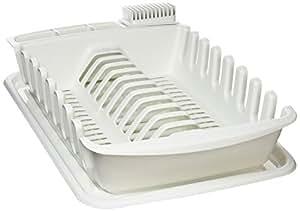 Tescoma 900643 égouttoir à vaisselle avec bac récupérateur clean kit
