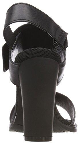 G-STAR RAW Damen Core Strap Slingback Sandalen Schwarz (Black 990)