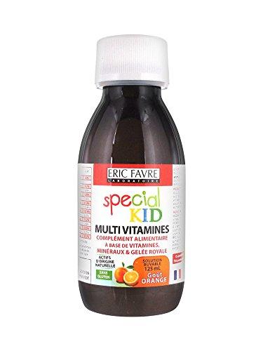 Preisvergleich Produktbild Alle Kategorien Special Kid Sirup Multivitamine 125 ml