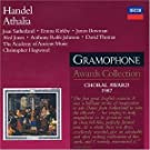 Händel - Athalia / Sutherland · Kirkby · Bowman · A. Jones · Rolfe Johnson · Thomas · AAM · Christopher Hogwood