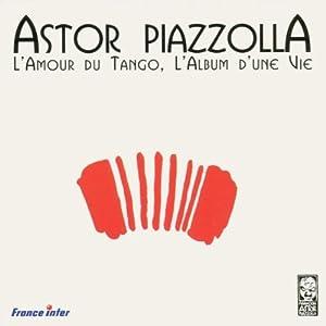 """Afficher """"L'amour du tango, l'album d'une vie"""""""