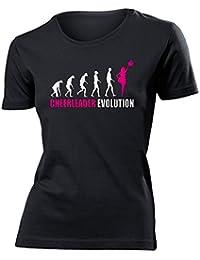 CHEERLEADER EVOLUTION T-Shirt Femme Small - XX-Large