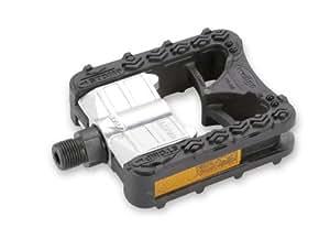 Canyon Folding Pedal Alloy Cage/Resin Body Cr-Mo Axle