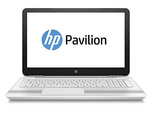 Preisvergleich Produktbild HP Pavilion (15-au011ng) 39,6 cm (15,6 Zoll FHD) Notebook (Intel Core i5-6200U, 8GB RAM, 256GB SSD, Nvidia GeForce 940M, Windows 10) silber