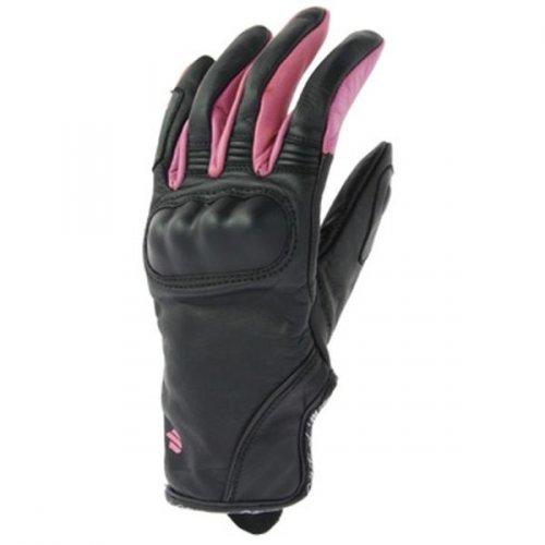 Preisvergleich Produktbild Handschuhe Moto wurde Zulassung motomod Catania Lady schwarz pink diese