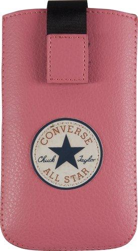 Converse 99CON0182L Pouch Case - Basic - L - rosa - Handy Tasche - Schutzhülle -