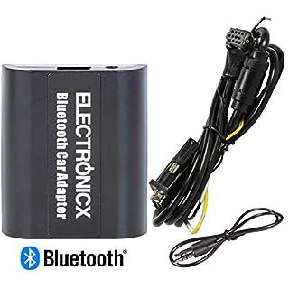 Electronicx BTA-PION Digitaler Musik Adapter, Autoradio, AUX, Bluetooth Freisprecheinrichtung passend für Pioneer