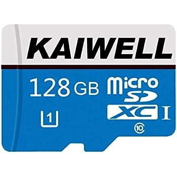Tarjeta SD SDXC Micro SD de 128 GB/256 GB/400 GB, Tarjeta TF de Memoria Clase 10 con Adaptador para teléfono, Tableta y PC 128 GB