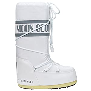 Moon Boot Unisex-Erwachsene Nylon Schneestiefel