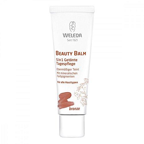 Weleda Beauty Balm 5in1 getönte Tagespflege bronze 30 ml