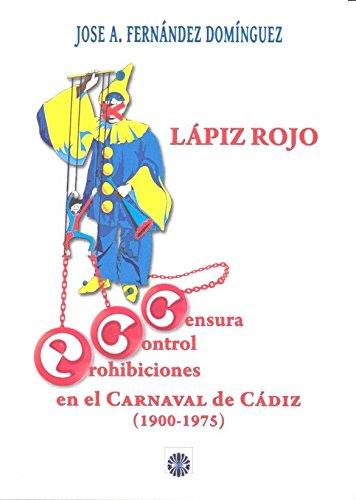 Lápiz rojo por José A. Fernández Domínguez