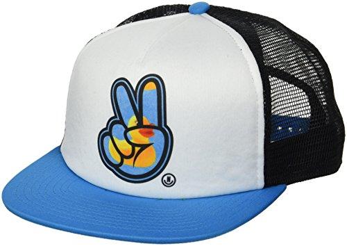 Concord Hat (Neff Men's Concord Trucker Snapback Hat White Ducky)