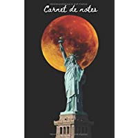 Carnet de Notes New-York: Statue de la liberté New-York – bloc-notes journal de bord carnet de notes grand format à…