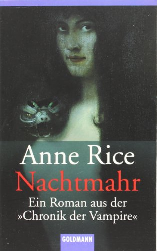 Preisvergleich Produktbild Nachtmahr - Ein Roman aus der Chronik der Vampire