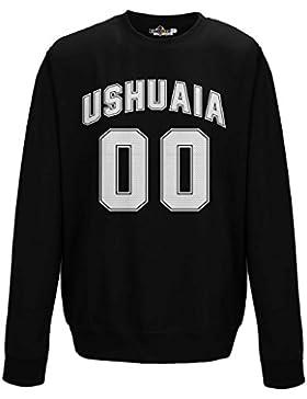 Felpa Girocollo Uomo Ushuaia 00