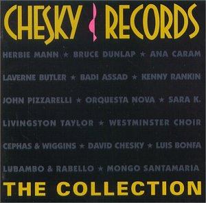 Preisvergleich Produktbild Chesky Records - The Collection