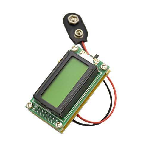 LeobooneLCD-Display 9 V Frequenzmesser 500 MHz RF Hochfrequenz Radio Frequency