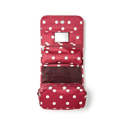 Reisenthel Beauty Case 4012013568725 Multicolore 3.0 liters ruby dots