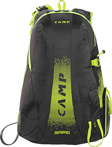 CAMP Rapid Backpack 20l Black/Yellow 2019 Rucksack