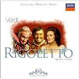 Verdi: Rigoletto (Highlights) / Sutherland, Pavarotti