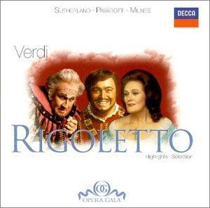 Verdi:Rigoletto - Highlights