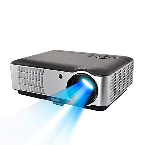 Projektor RD-806 2500 Lumen 1280800 Full HD LED 3D Heimkino Projektoren Projektor Beamer Proyector 2HDMI 2Usb TV AV