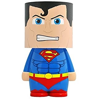 Product: DC Comics Superman Look-ALite - Blue | Size: 13 x 25 x 10.5cm approximately by Army And Workwear