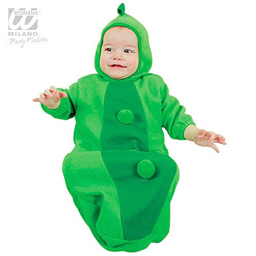 Baby Kostüme Ideen (Little pea costume for babies 6 to 12 months/ Infant)