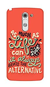 SWAG my CASE PRINTED BACK COVER FOR LG G3 STYLUS Multicolor