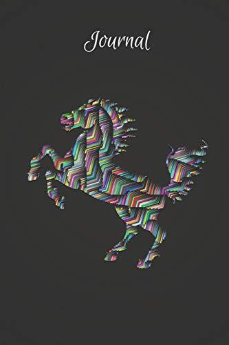 Journal: Horse Gift For Girls ~ Notebook / Diary (6