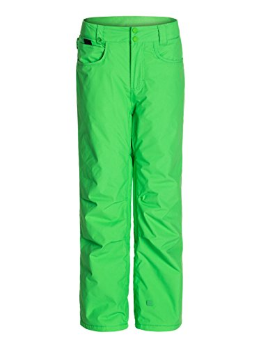 Quiksilver Jungen Snowboard Hose State Y Pants, Poison Green, S, EQBTP00012 (Quiksilver Snowboard-hose)