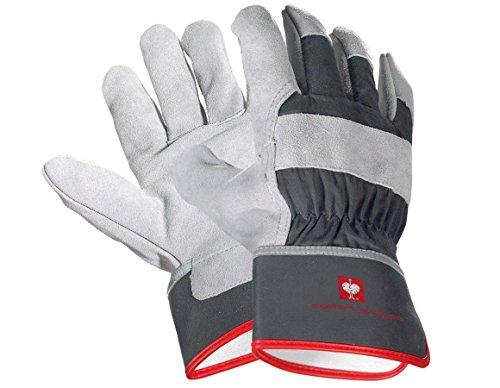 Spaltlederhandschuhe Doppelt vernäht für hohe Widerstandskraft